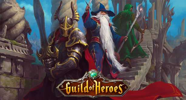Guild of Heroes fantasy RPG Apk Mod