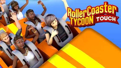 RollerCoaster Tycoon Touch Apk Mod