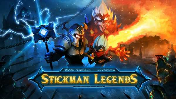 Stickman Legends Shadow Wars Apk Mod