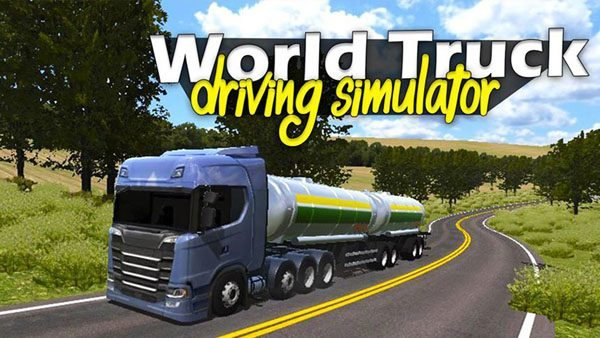World Truck Driving Simulator Apk Mod