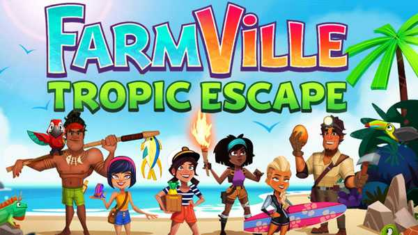 FarmVille 2 Tropic Escape Apk Mod