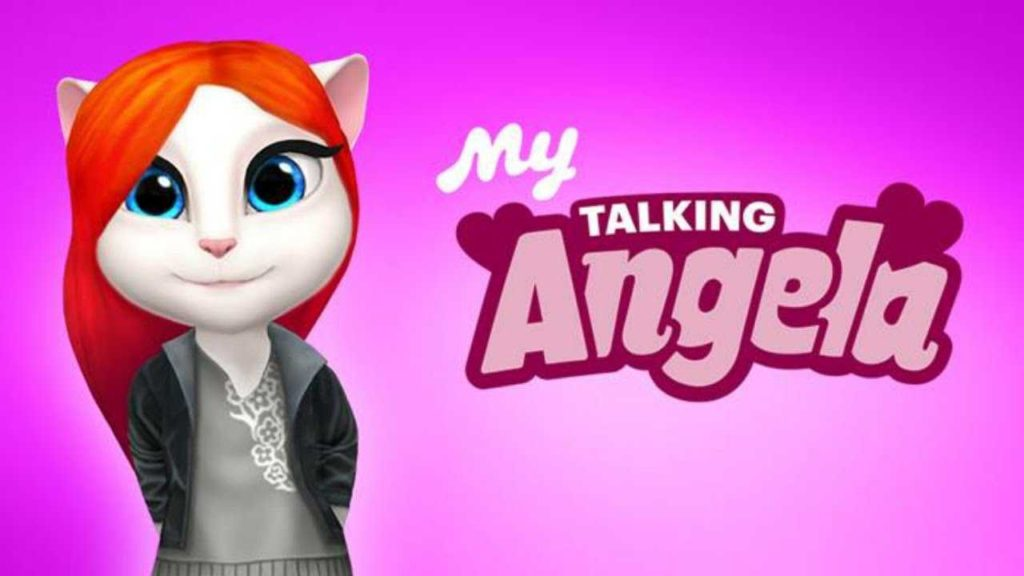 My Talking Angela Apk Mod