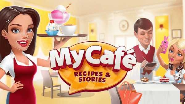 My Cafe Recipes & Stories Apk Mod