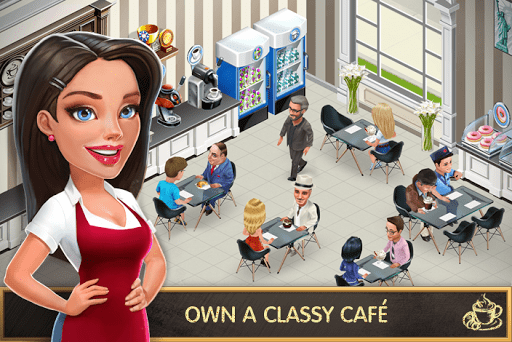 My Cafe Recipes & Stories 1