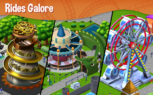 RollerCoaster Tycoon Story 2