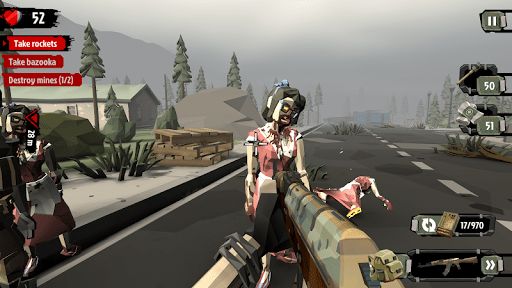 The Walking Zombie 2 Zombie shooter 1