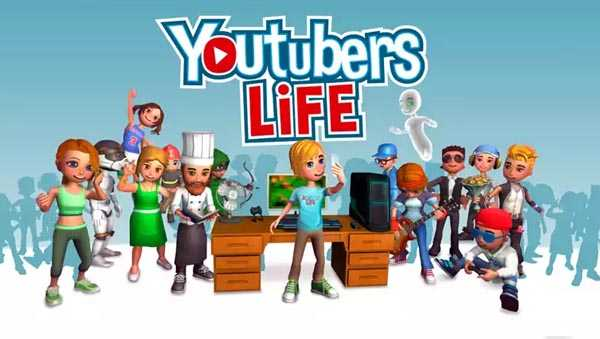Youtubers Life Gaming Channel Apk Mod