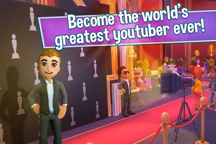 Youtubers Life Gaming Channel 1