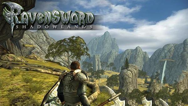 Ravensword Shadowlands 3d RPG Apk Mod