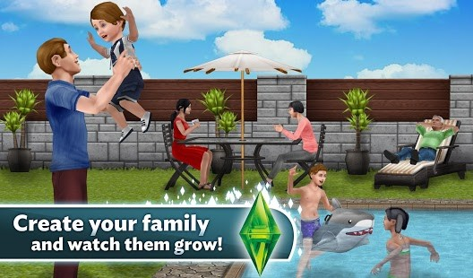 The Sims FreePlay 2