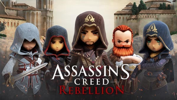Assassins Creed Rebellion Apk Mod