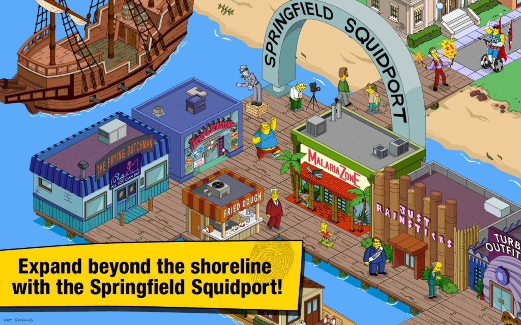 The Simpsons Tapped Out 2