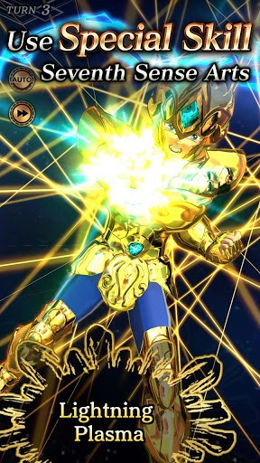 SAINT SEIYA SHINING SOLDIERS 3