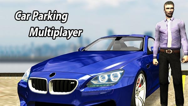 Car Parking Multiplayer Apk Mod
