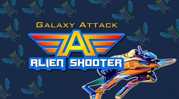Galaxy Attack Alien Shooter Apk Mod