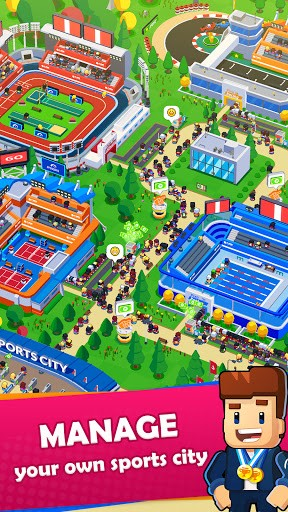 Sports City Tycoon 1
