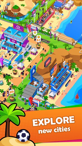 Sports City Tycoon 2