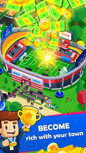 Sports City Tycoon 3