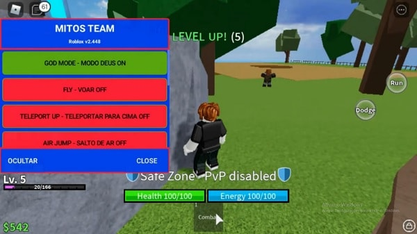 roblox mod menu apk download