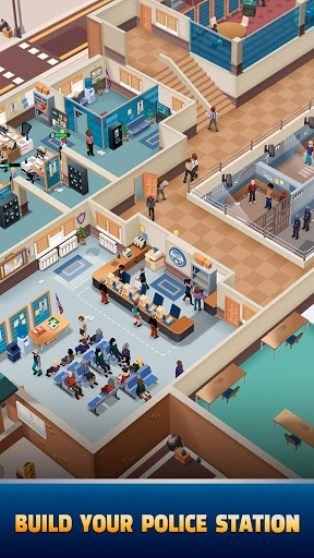 Idle Police Tycoon 1