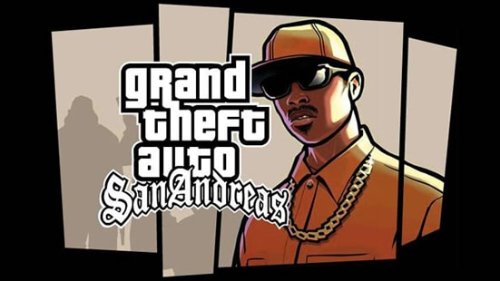 Grand Theft Auto San Andreas Apk Mod